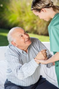 Avail Home Care - Our Caregivers are always ready to lend a hand.